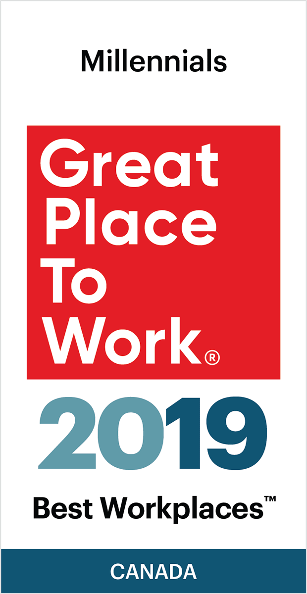 Great Place To Work 2019: Millennial