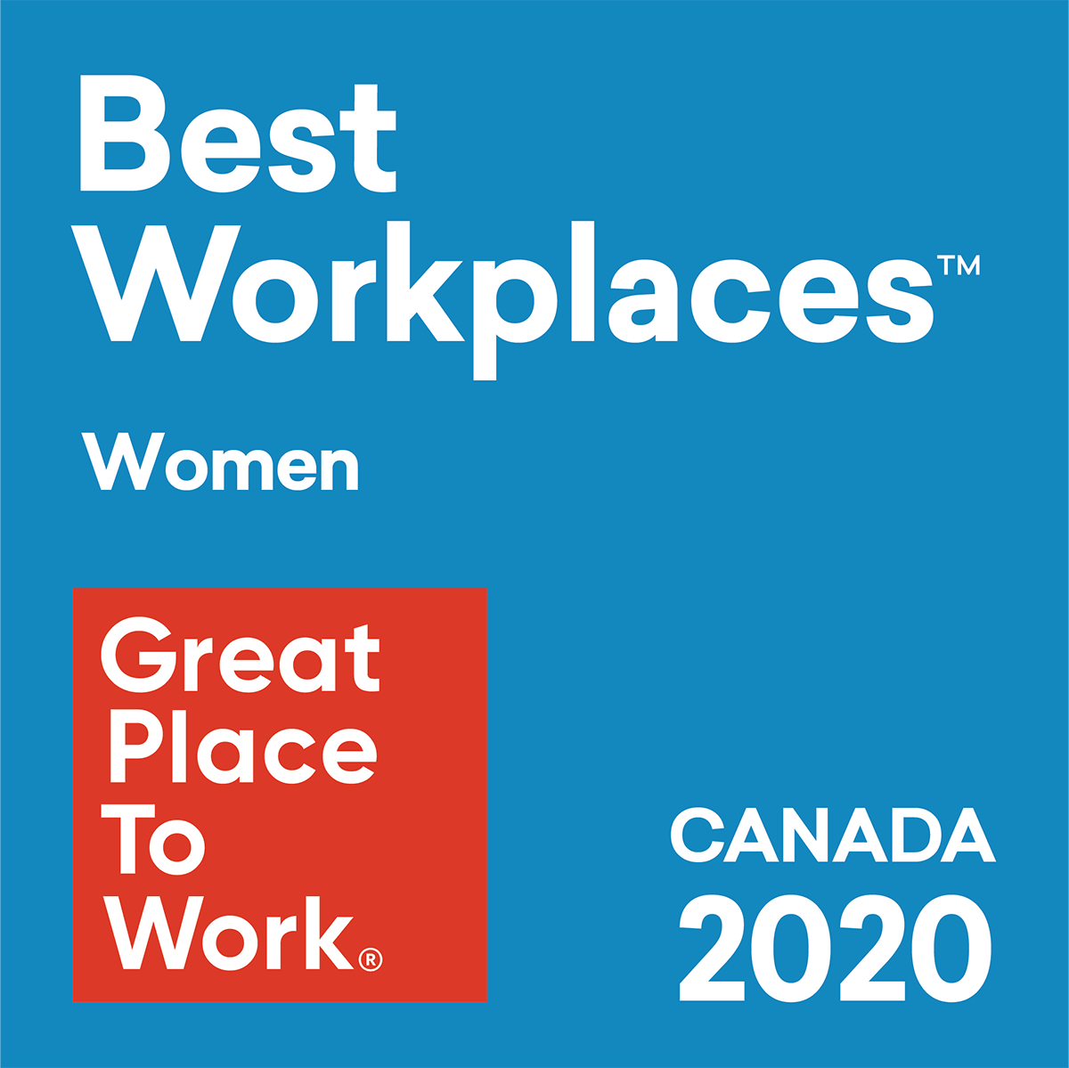 Great Place To Work 2020: Women
