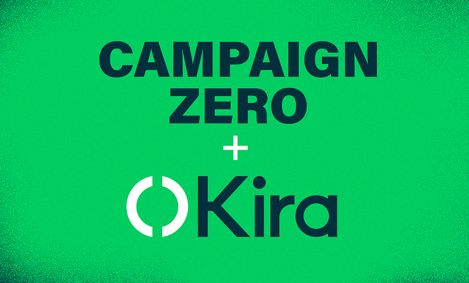 Read the blog article: When Data Drives Policy Decisions: Kira Systems Supports Campaign Zero Police Reform Initiative